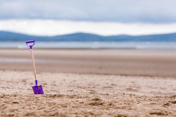 Hvilke oplevelser kan du forestille dig at have haft her på denne strand?